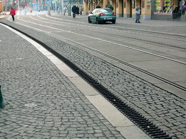 Kanali za teži promet